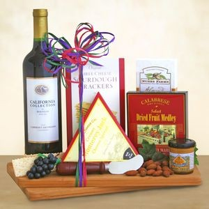 California Wine and Food Experience Set